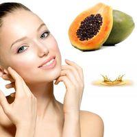 Olio di papaia in cosmetologia.