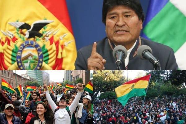 Evo Morales si dimette tra le accuse di frode elettorale e crisi politica in Bolivia.