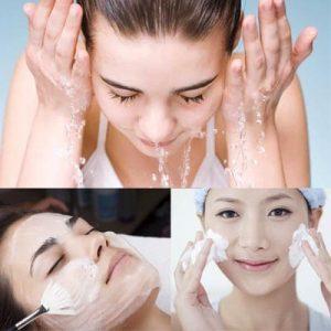 In che modo le donne di diversi paesi si puliscono la pelle?