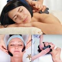 Che cos'è un massaggio a guazzo?
