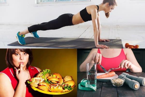 perdere peso a casa velocemente