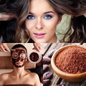 maschera al cacao